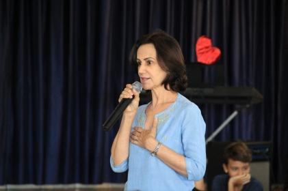 Tia Silma falou sobre o amor entre mãe e filho